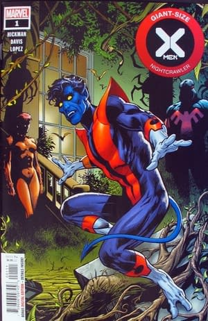 Giant Size X-Men Nightcrawler 1A