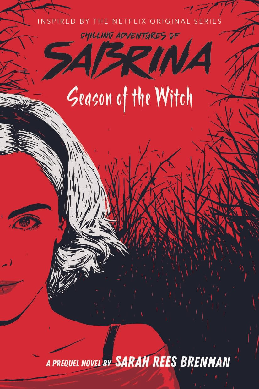 sabrina prequel novel season