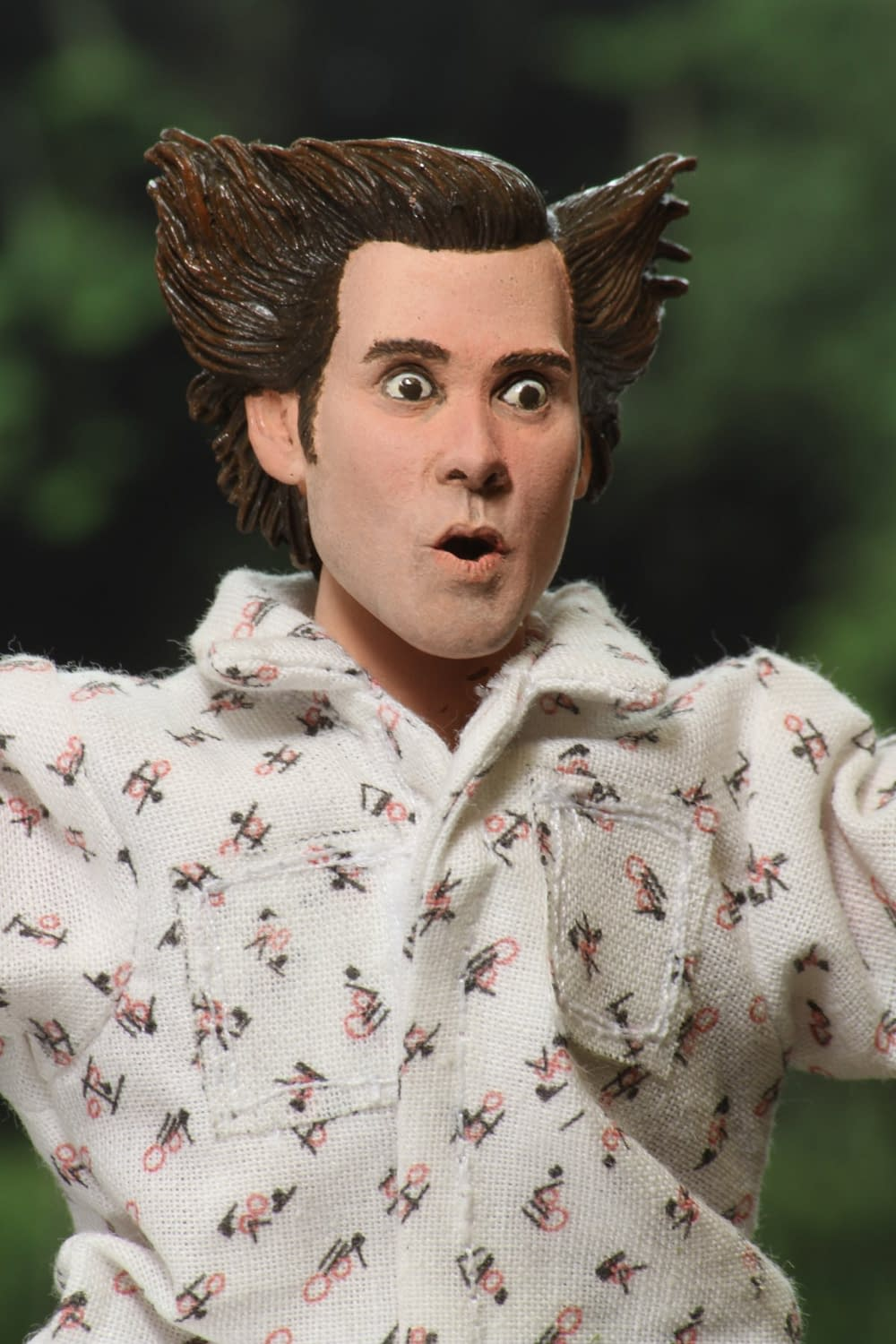 Ace Ventura is Ready To Go In Coach with NECA