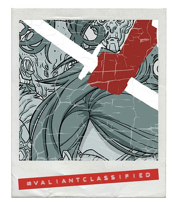 Valiant Teases a New Line of Classified Teasers for Comics in 2019