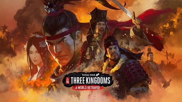 """Total War: Three Kingdoms"" Has ""A World Betrayed"" Coming March 19th"