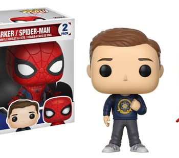 Here Are All Of The Spider-Man: Homecoming Funko Store Exclusives&#8230Must Own The Peter And Spidey Two Pack