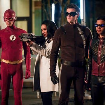 The Flash Season 5 Episode 22 Legacy Leaves Behind Heartbreak Hope [SPOILER REVIEW]