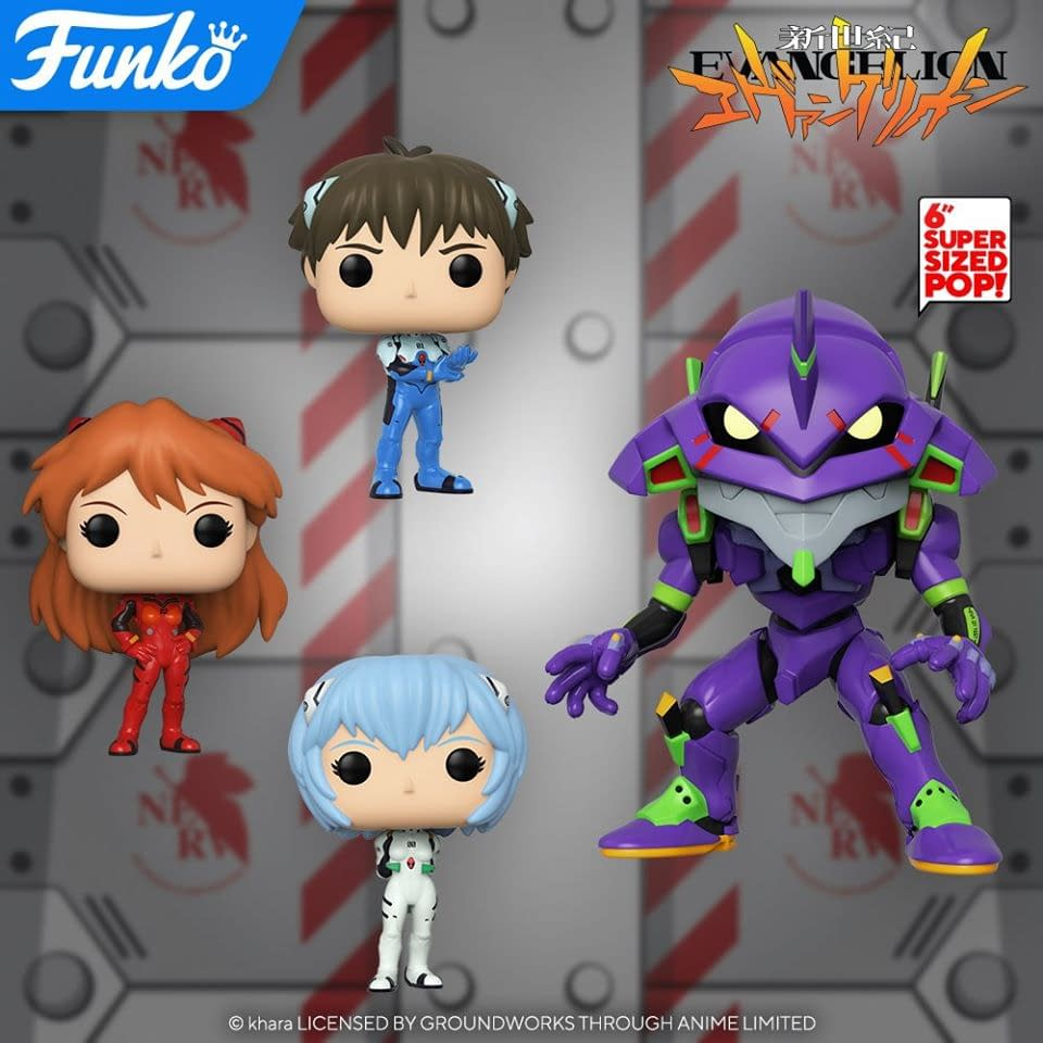 Funko Continues Pop Vinyl Figure New Releases for 2020