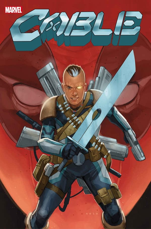 Cable and Daedpool Meet for the First Time... Again, in May's Cable #3