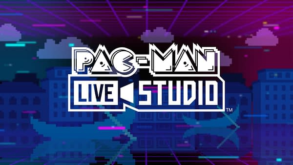 Who wouldn't want to play some Pac-Man while waiting in a lobby? Courtesy of Twitch.