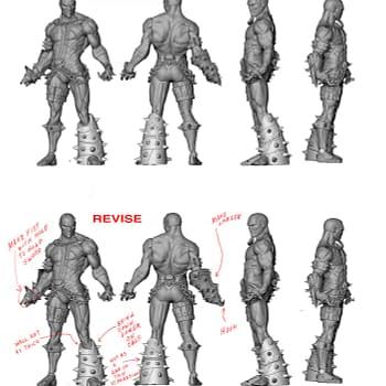 Spawn McFarlane Toys Kickstarter Campaign Figure