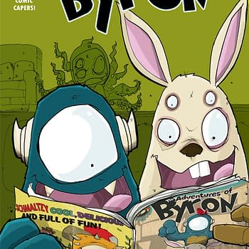 The Adventures of Byron #1 Review: For Fans of Rockos Modern Life
