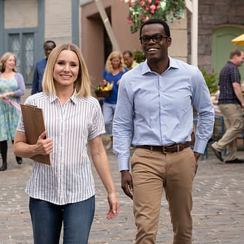 The Good Place review, help is people