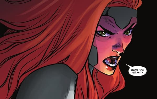 In X-Men Red #10, Jean Grey Says What We're All Thinking: @#$% You, Humanity