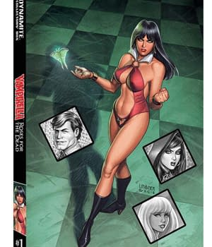 Dynamite Announces Exclusives for Vampirella: Roses for the Dead Collectors Box
