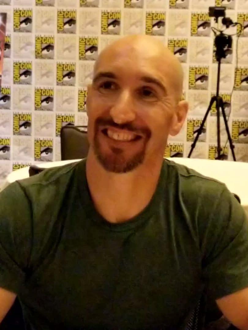 Scott Menville Talks Teen Titans Go! Vs. Teen Titans: Roundtable Video