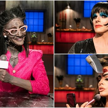 Halloween Baking Championship Episode 4 Creepy and Crusty Creations Had Us at Henson [SPOILER REVIEW]
