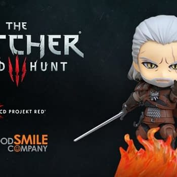 The Witcher IIIs Geralt of Rivia is Getting His Own Nendoroid