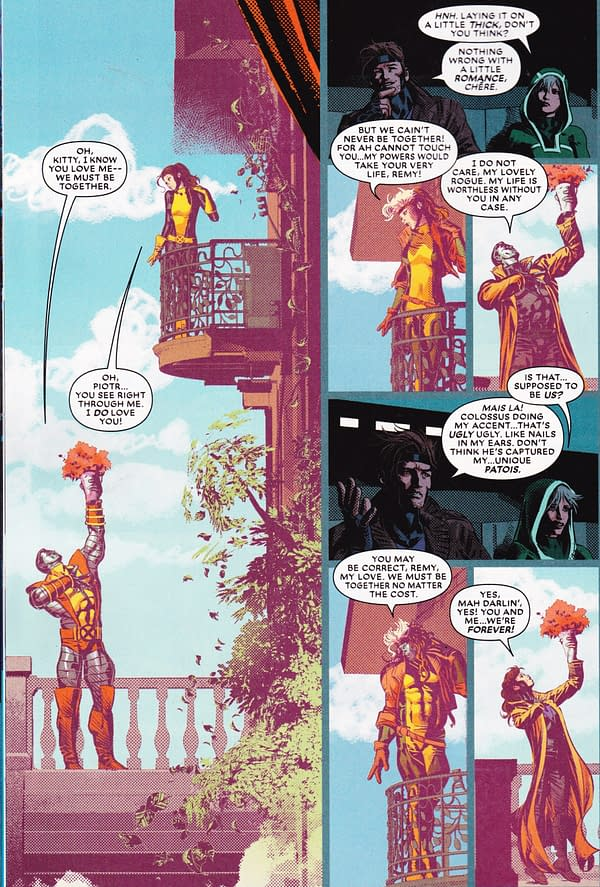 Sorry, Gambit And Rogue #ROMY Fans, It's Just Not Happening (Astonishing X-Men #2 Spoilers)