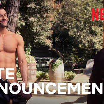 Lucifer's Sexiest Moments | Official Date Announcement | Netflix