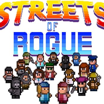 Streets Of Rogue art
