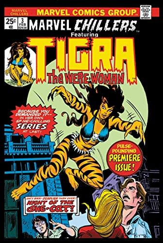 Marvel Collects All the Tigra Comics They Can Ahead of TV Show