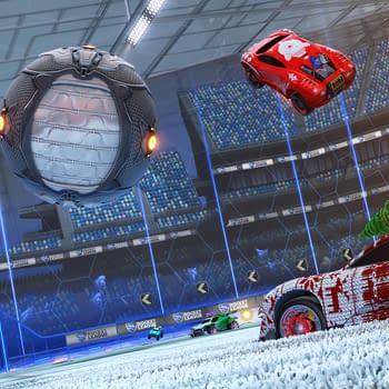 Psyonix Releases The Rocket League 2019 Winter Roadmap