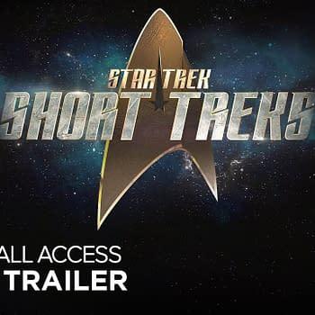 """Star Trek: Short Treks"" Season 2 Features 6 Shorts. Final Prelude to ""Picard"" [SDCC 2019]"