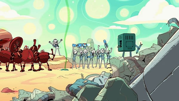 Adventure Time: Distant Lands Episode One BMO Review