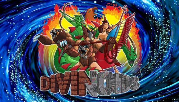 Divinoids Main Art