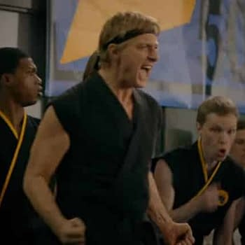 Cobra Kai Earns Season 2 Renewal at YouTube Reds Dojo