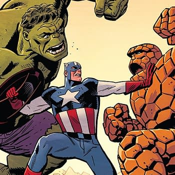 Captain America #699 Review: Swift Pacing and Classic Cap Feels