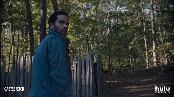 Stephen King's Advice to 'Castle Rock' Viewers: Less Easter Egg Hunting, More Enjoying the Story