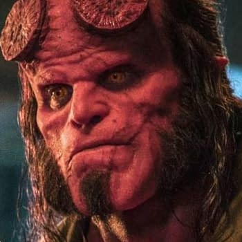 """David Harbour Thinks 'Hellboy' """"Flavor"""" Was Off, Admits """"Major Problems"""""""