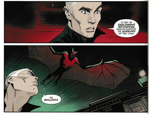 Bollocks to Buffy #3 (And Iron Man #9)
