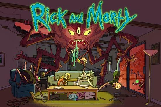 rick morty season 3 pickle rick