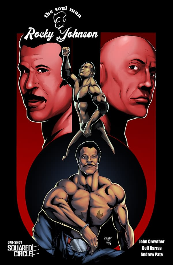 The Comic Book Encyclopedia of Pro Wrestling,