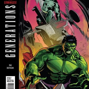 How Many Hulks Is Too Many Generations: Banner Hulk &#038 The Totally Awesome Hulk #1