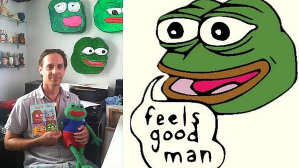 pep the frog matt furie