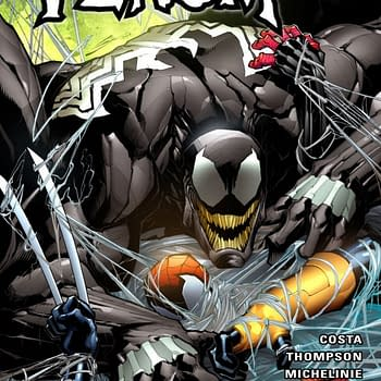 Tradd Moore On Venom #150 As Original Numbers And Eddie Brock Return (For Now) Plus Backup By Michelinie And Lim