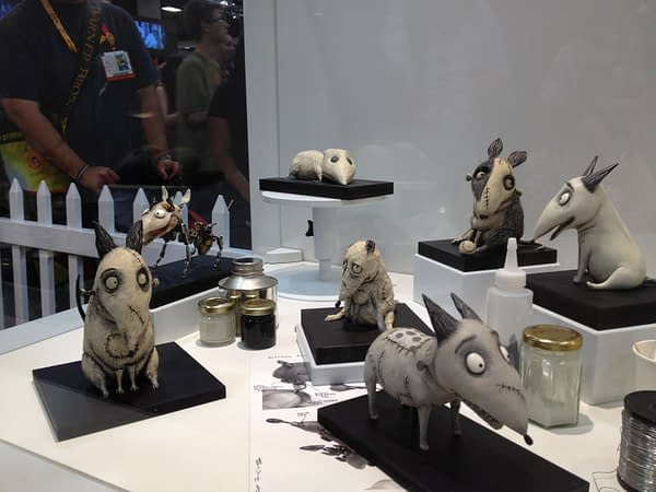 Photos: The Superb Sets And Puppets Of Tim Burton's Frankenweenie – And The Merch