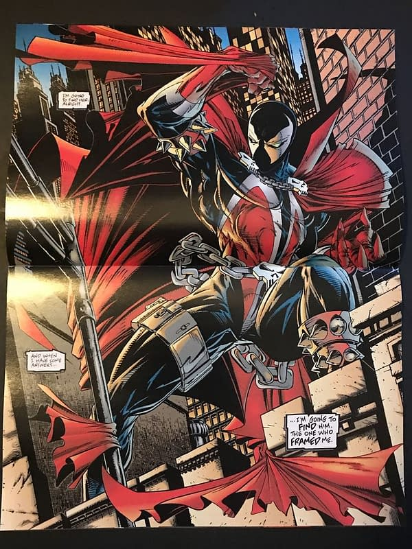 BC FCBD Roundup: Spawn #1 Comes Around Again