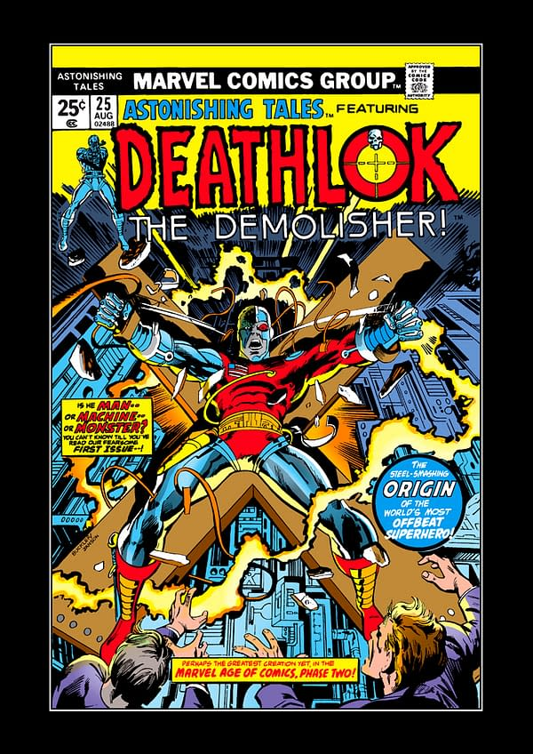 Deathlok, All-Star Squadron Co-Creator And Marvel, DC Comics Artist Rich Buckler Has Passed