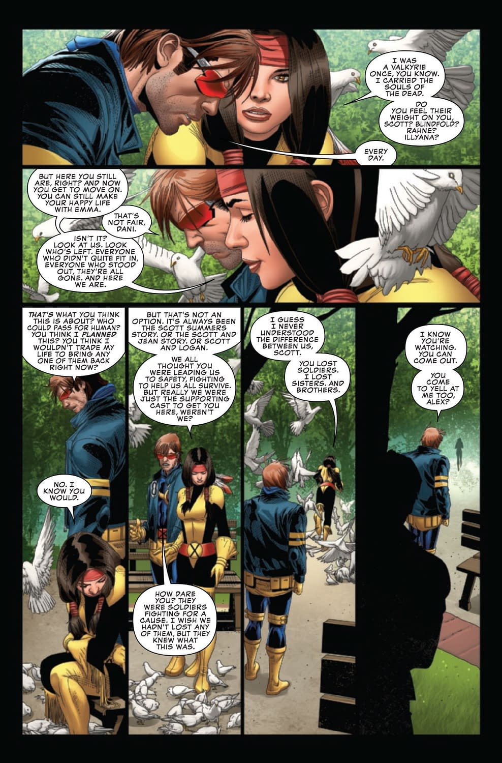 Uncanny X-Men #22: Blaming Cyclops for Everything [Preview]
