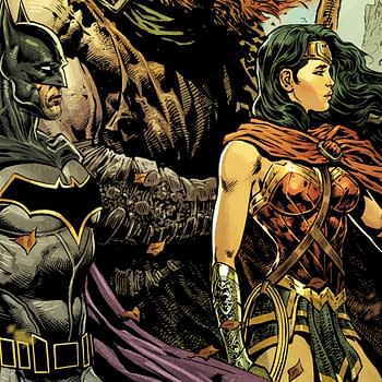 The Brave and the Bold- Batman/Wonder Woman #1 Review: Slow Goofy&#8230 Jaysus