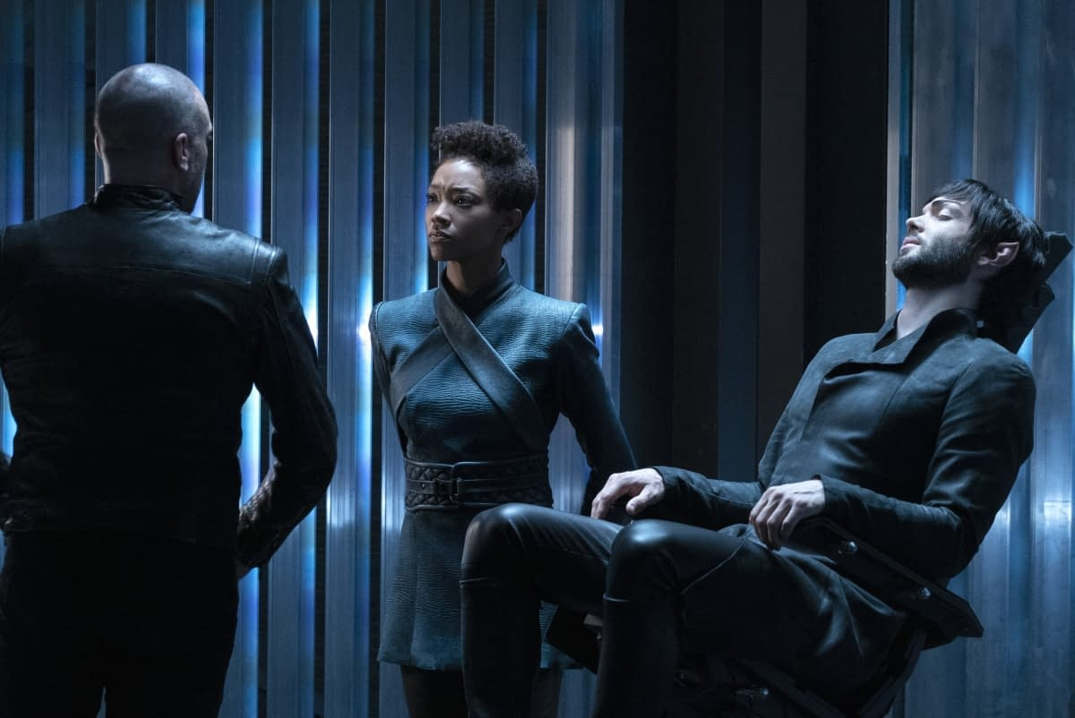 """'Star Trek: Discovery' Season 2, Episode 8 """"If Memory Serves"""" Review: Spock's (and Our) Problem with Mind-Melds [SPOILERS]"""