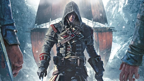 Assassin's Creed Rogue Remastered Announced for March Release Date