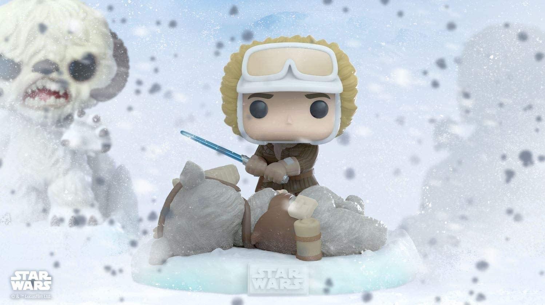 POP Han Solo Hoth POP Funko Exclusive Star Wars