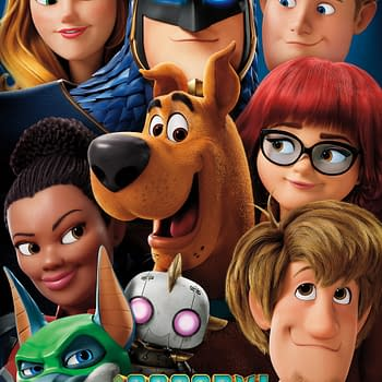 Scoob: New International Poster For Scooby-Doo Film