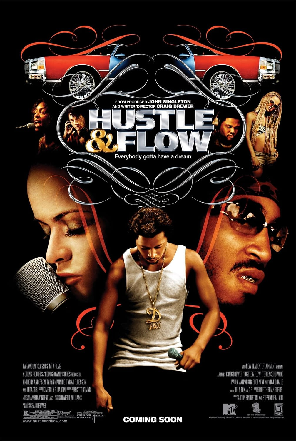 In appreciation of Hustle and Flow