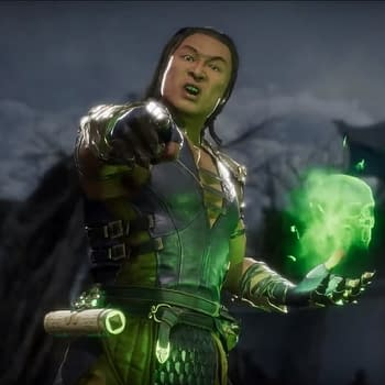 Shang Tsung Receives a Mortal Kombat 11 Gameplay Trailer