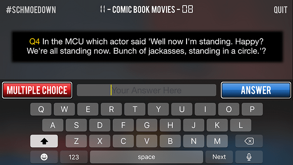 Movie Trivia Schmoedown App 11