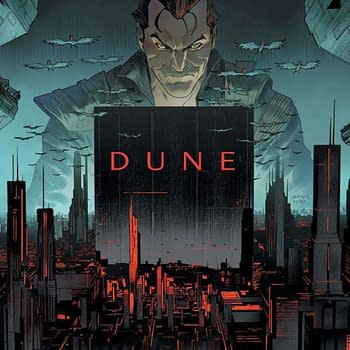 First-Look at the Official Dune Prequel Comic Called House Atreides