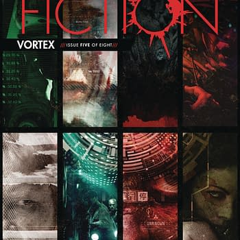 John Carpenter's Tales of Science Fiction: Vortex #5 cover by Tim Bradstreet
